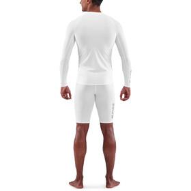 Skins Series-1 LS Shirt Men, wit